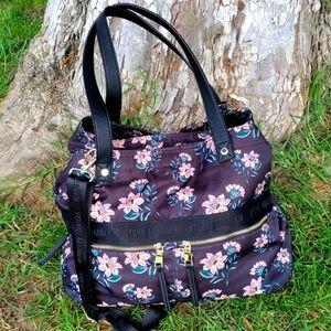 Steve Madden Large Satchel Luggage Bag